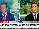 Jake Tapper Shuts Down Trump's Nazi Apologist: 'How Many Did The Counter-Protesters Kill?'