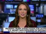 Fox Guest Gushes Over Trump For Thanking Putin