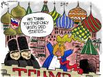 Friday's Trump Russia 'Little Kremlin On The Potomac' Update