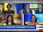 AM Joy Panel Shreds The GOP And Media's False Equivalency Game With Harvey Weinstein