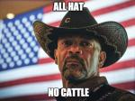 Ex-Sheriff David Clarke Isn't Very Good At His New Job Either