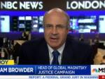 Bill Browder Explains The Magnitsky Act