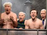 SNL Cold Open: Trump, Manafort, Pence And Sessions Meet In The Shower