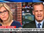 Lewandowski Refuses To Answer Alisyn Camerota's Simple Question: 'Why Isn't Roy Moore A Pig?'