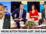 Fox Pundit Says Dems To Blame For Hawaii Alert System Failure: It's A 'Butt Dial' From A 'Blue State'
