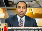 ESPN Host Gives Lesson On White Privilege After Laura Ingraham Tells LeBron To 'Shut Up And Dribble'