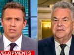 Chris Cuomo Shreds Rep. Peter King's Lies: 'I Can't Believe You're Saying That'