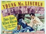 C&L's Sat Nite Theater: Young Mr. Lincoln (1939)