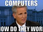 Kevin McCarthy Whines About Twitter Censorship; It's His Settings