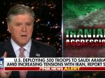 Hannity Uses His Fox Show To Threaten Iran