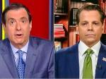 Trump 'Is Furious': Fox News Host Grills Scaramucci After He Calls Trump's Tweets Racist
