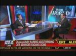 Cavuto And Huckabee Lie And Claim Sequestration Cuts Didn't Hurt Job Growth
