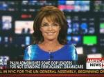 Palin Demands Fox News Host Turn Over GOP 'Cannibals' Who Are Trying To 'Trash' Cruz