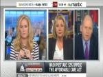 Jonathan Alter Corrects Media's Constant Harping On ACA Polls