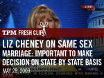 Very Bad Sister Liz Cheney Is Not 'Pro-Gay Marriage'