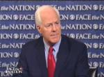 CBS Host Grills Cornyn: It's Like Shutting Down Government And Demanding A 'Cure For Cancer'