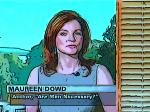 Maureen Dowd Decides Her Job Is To Lecture Liberals