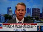 Kemp's Bold-Faced Lie: AIDS Vaccine Mandates Failed! Huh?