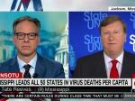 Bumbling Mississippi Governor Grilled By Jake Tapper Over COVID Deaths
