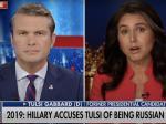 Tulsi Gabbard Blames Her 2020 Failure On Hillary Clinton And 'Deep State'