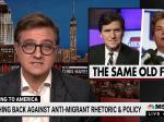 Chris Hayes: Carlson's More Racist Than Former KKK Leader Duke