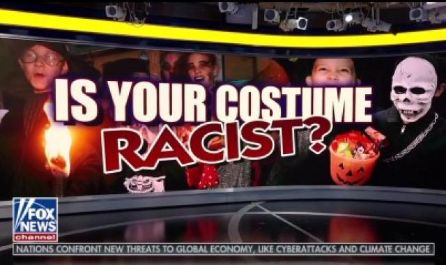 No, Fox 'News', Ohio State University Halloween Costume Guide Isn't Really A Thing!