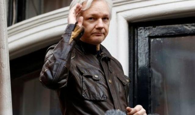 Sealed Assange Charges Accidentally Revealed, And Other News