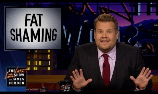 James Corden's Viral Takedown Of Bill Maher: 'Fat-Shaming Is Just Bullying'