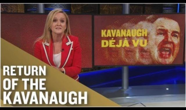 Samantha Bee's Perfect Response To Ted Cruz On Kavanaugh
