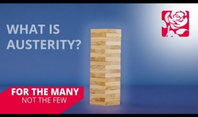 British Labour Party Ad On Austerity Hits Home