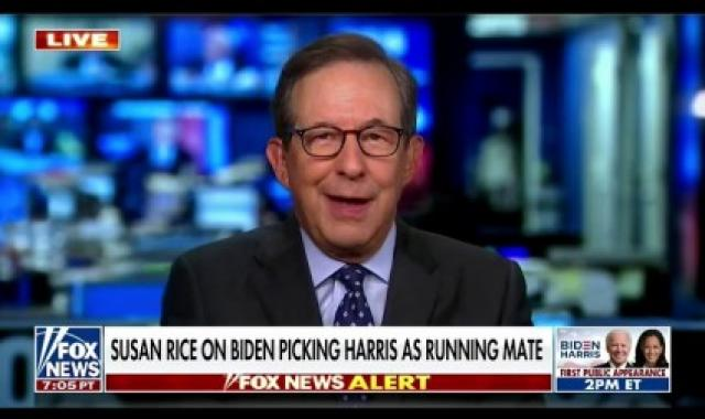 Chris Wallace Balks At GOP Complaints About Kamala Harris: 'Who WOULD They Like?'
