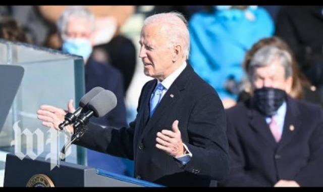 The Inauguration Of President Joe Biden And VP Kamala Harris