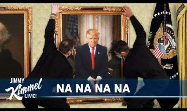 Friday News Dump: Na Na Na, Hey Hey Hey, Goodbye -- And Other News