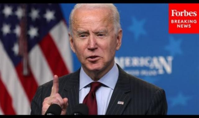 Union!  Biden Issues Statement Supporting Alabama Amazon Workers