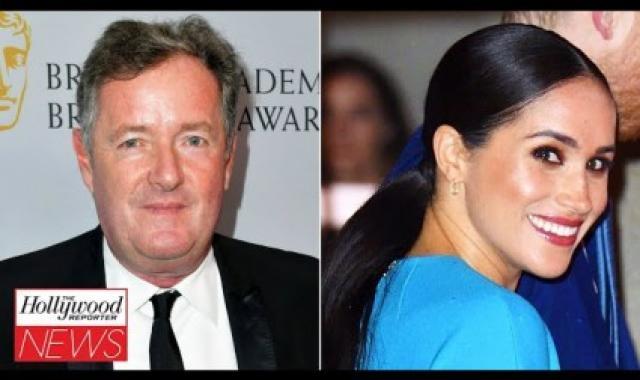 Internet Celebrates Piers Morgan Canceling Himself