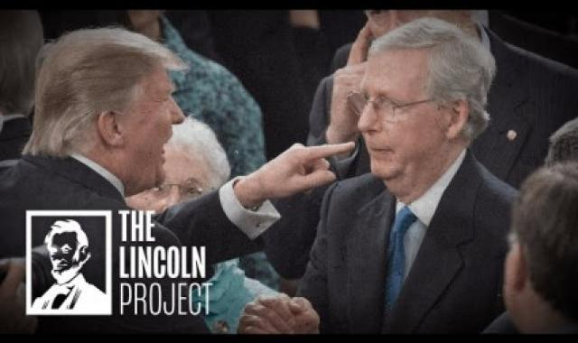Lincoln Project Still Playing Mind Games With Ad On Trump's Favorite Channel