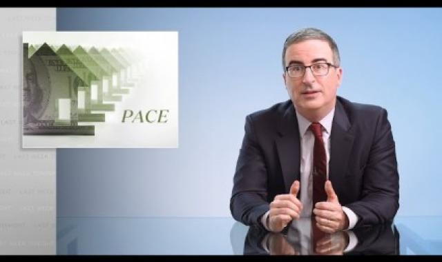 John Oliver Warns: Renovation Program May Cost You Your Home