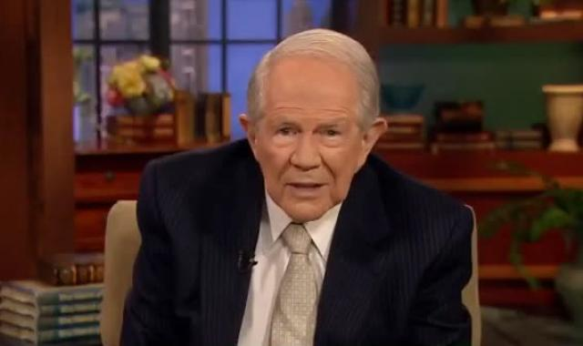 Pat Robertson: God Put 'Ungodly' Hollywood Gays On A Slippery Slope To Suicide