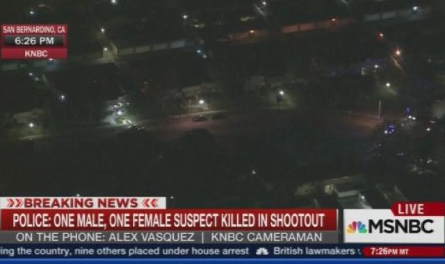 KNBC Cameraman's Heartfelt Eye Witness Account Of San Bernardino Shooting
