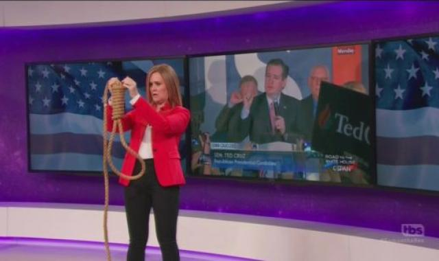Samantha Bee's Awesome Monologue On The Republican Presidential Primaries