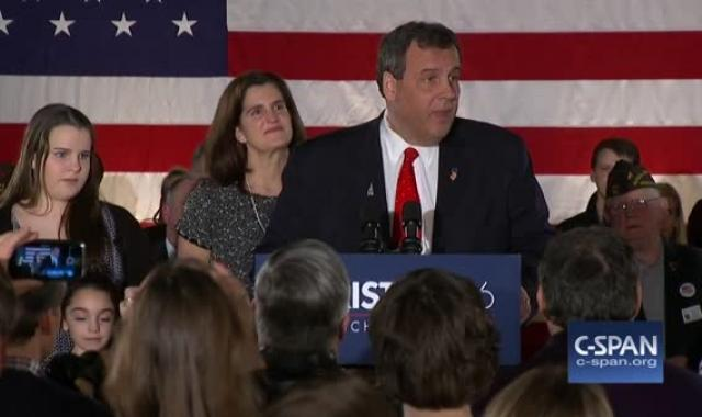 Chris Christie's Time Is Just About Up