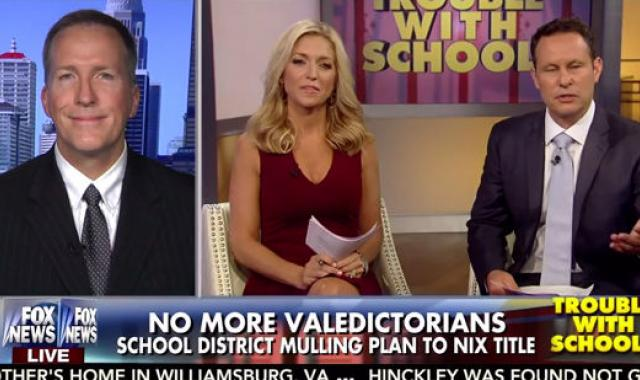 The Geniuses Of Fox And Friends Wail: 'No More Valedictorians?!'
