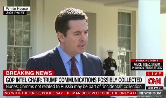 Devin Nunes Must Resign Or Be Removed From Office After Colluding With Trump