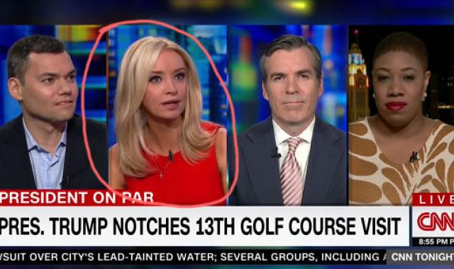 Kayleigh McEnany Should Be Suspended For Daniel Pearl Gaffe