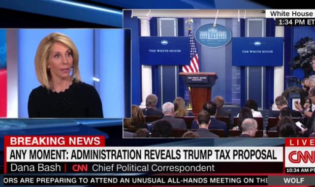 CNN Analyst Claims GOP Learned From Bush Tax Cut Disaster. Hmmmm.