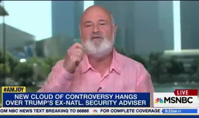 Rob Reiner Sums Up The Michael Flynn Treason In 5 Minutes