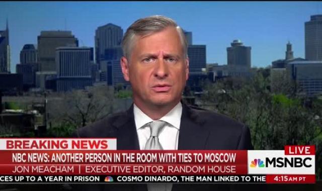 Historian Jon Meacham Compares The Trump Family To The Bonapartes