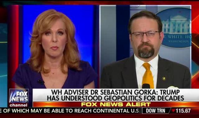 Seb Gorka Lies About His Own Words, Calls It 'Fake News 101'