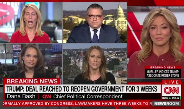 'Shameful': CNN's Brooke Baldwin Lays Into Trump