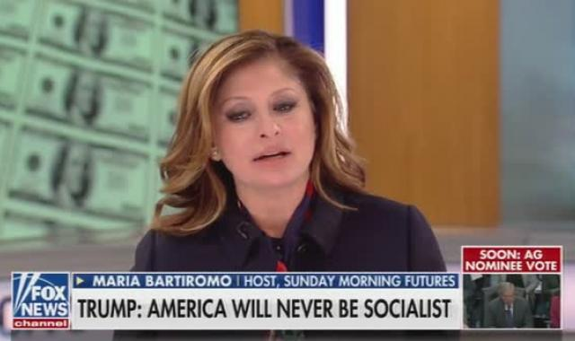 Fox Business' Bartiromo Admits It: Wealthy Hide Their Money From The IRS